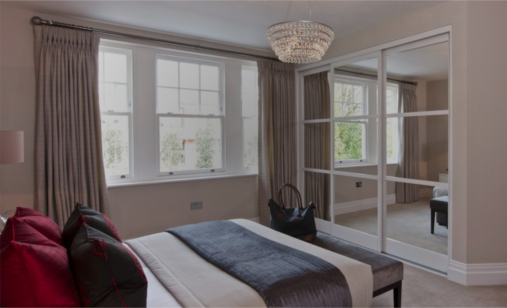 Benefits of built in wardrobes for the bedroom