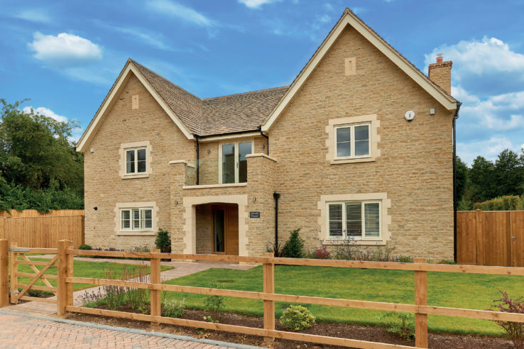 Ede Homes and Draks collaborate on new high end homes in Oxfordshire