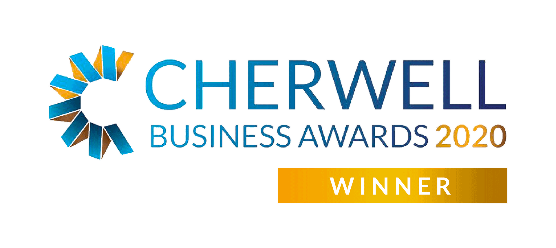 Cherwell Business Awards 2020 Winner