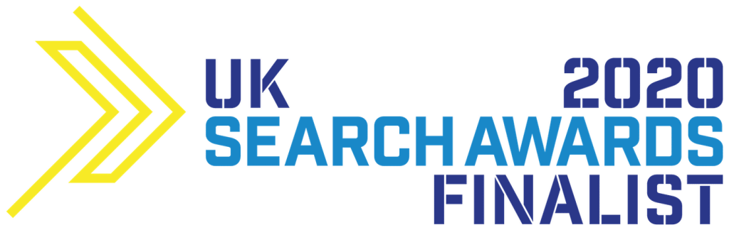 2020 UK Search Awards Finalist