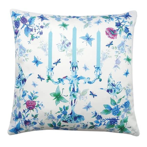 Fantasy Candelabra Cushion