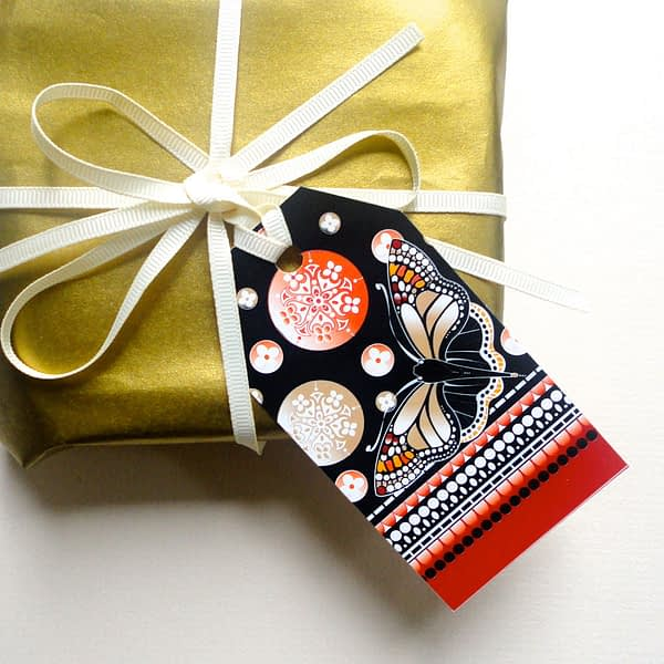 Decorque Display Border Gift Tags