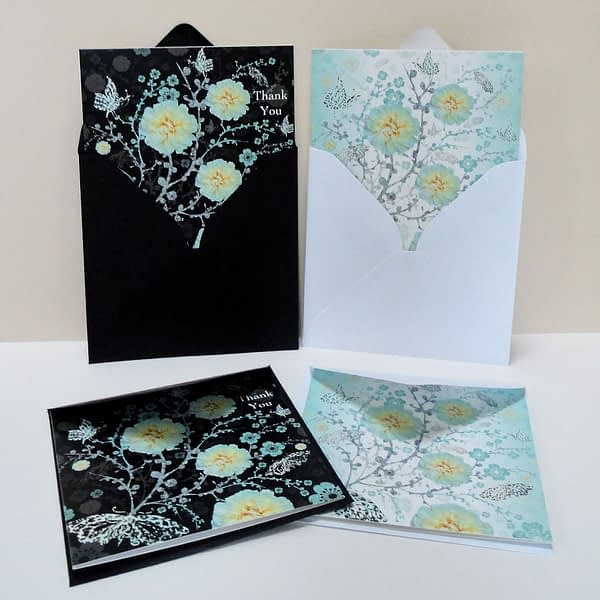 Butterfly Blossom Collection of Cards