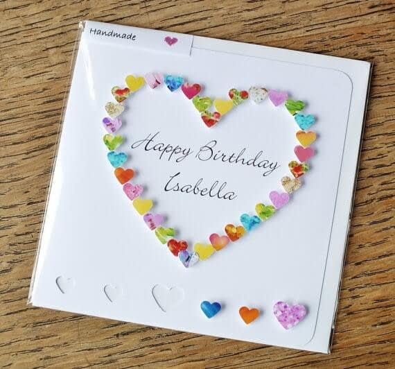 Excellent Handmade Birthday Card Ideas Inspiration For Everyone The 2019 Personalised Birthday Cards Rectzonderlifede