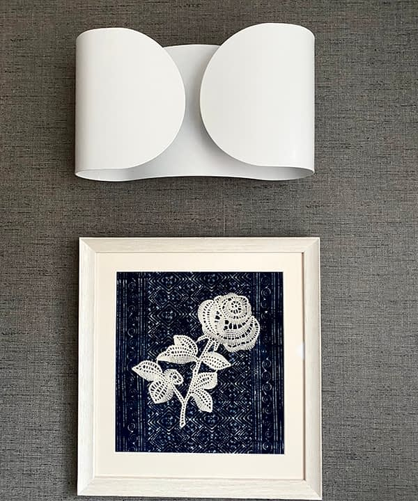 Framed Textiles And Wall Art