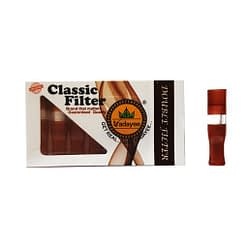 Fadayee Double Filter Classic Brown - Enjoy Dokha USA