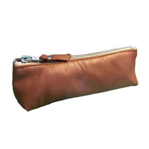 Brown Leather Tobacco Pouch – Enjoy Dokha USA