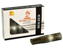 Turbo Double Filters Black