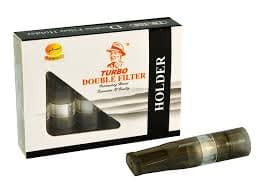 Turbo Double Filters Black 1