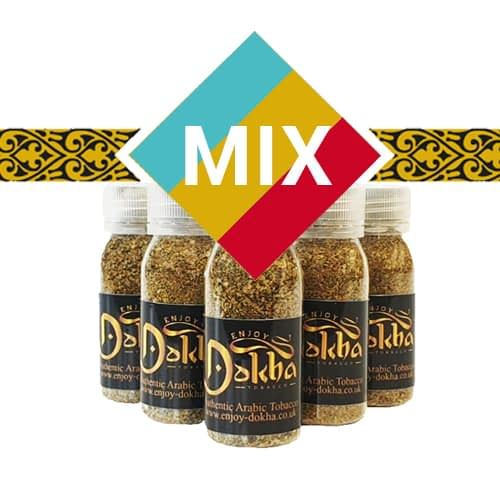 Mix match Dokha tobacco Dokha
