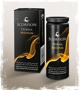 Scorpion Medium Dokha