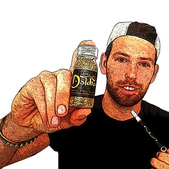 How to Smoke Dokha - Enjoy Dokha USA 1