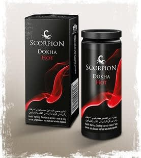 Scorpion Hot Dokha