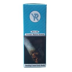 Yousef Rida Blue 50 Dokha in America - Enjoy Dokha USA