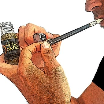 How to Smoke Dokha - Enjoy Dokha USA 3
