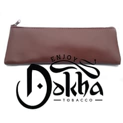 Grande Brown Faux tobacco pouch - Enjoy DOkha USA