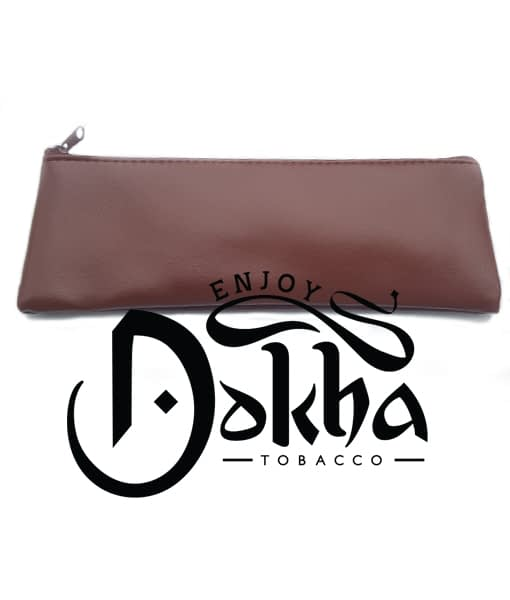 Grande Brown Faux tobacco pouch – Enjoy DOkha USA