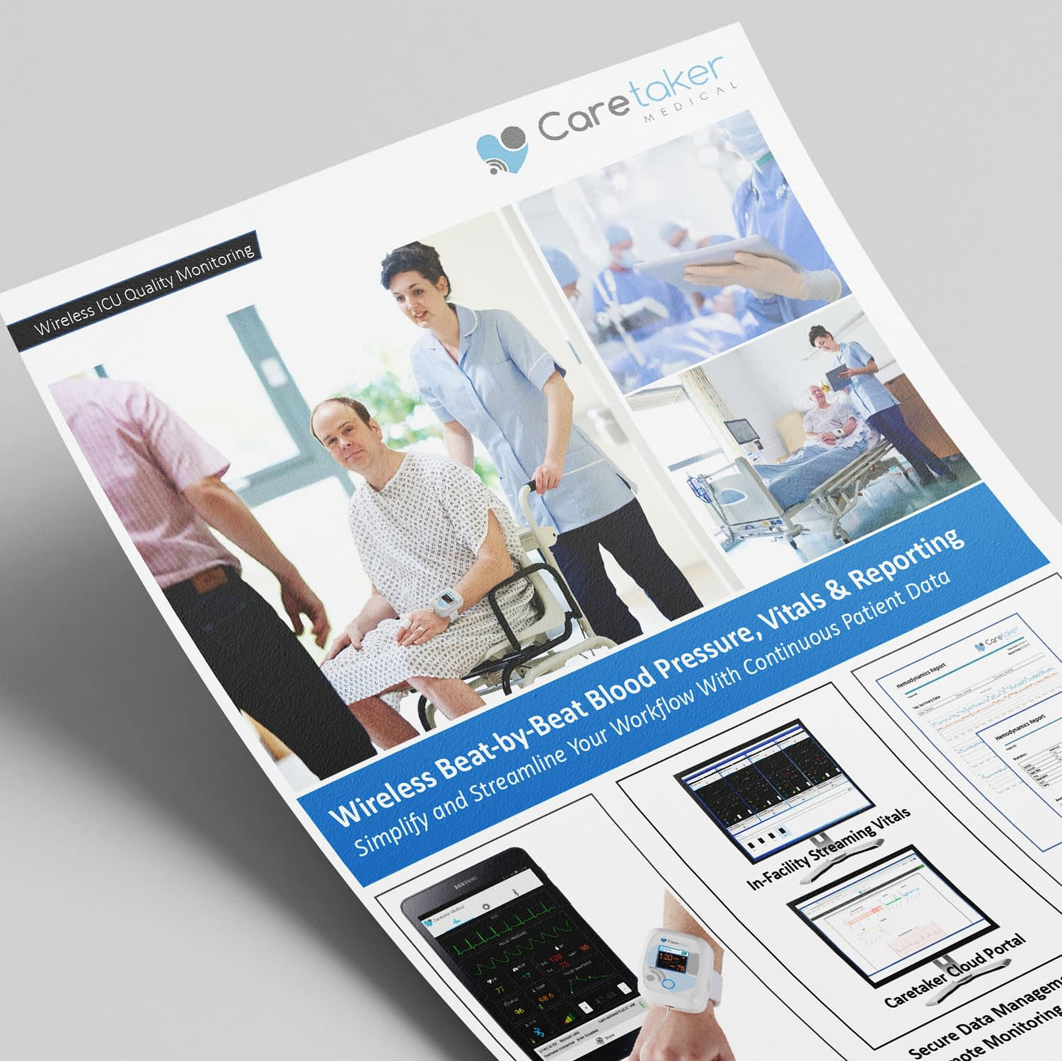Caretakermedical-product-overview-one-pager