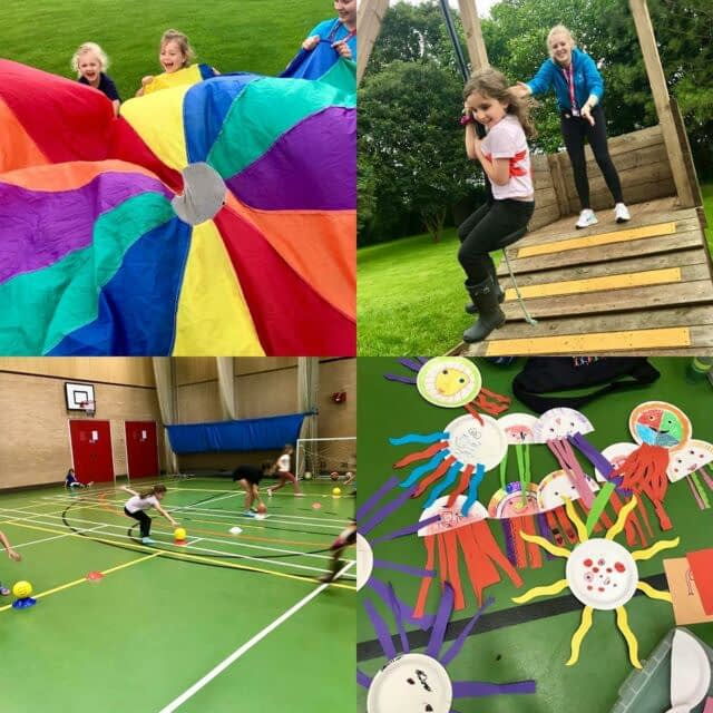 What a fantastic first day back at camp! We've had loads of fun at our Oxford Summer Fields camp today! 🎉 We can't wait for our other sites to open! . . . . . . #oxford #summertown #fun #friends #summer #summer2021 #camp #camping #sport #crafts #parachute #playground #adventure #dodgeball #bigkid #surrey #london #rugby #cambridge #hertfordshire #kidscamp #activitiesforkids #kidsactivities #getoutdoors #active