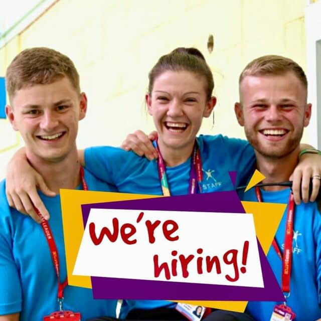 We're hiring in Oxford, Banbury, Rugby, Cambridge and Hampshire. If you love working with children, have a sense of fun and plenty of enthusiasm, come and join our team of Activity Leaders at Active Camps. We have holiday work available all year.  Click the link in our bio to find out more and apply now!   #oxford #rugby #cambridge #banbury #hampshire #job #holidaywork #jobopportunity #workingwithkids #childcare
