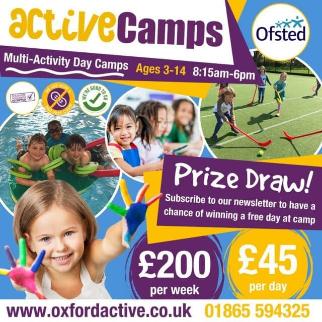 ⭐️PRIZE DRAW!⭐️ Subscribe to our mailing list for a chance to win a free day at camp this summer! (Link in bio)  Summer bookings are now open but spaces are selling out fast, book now to avoid disappointment (link in bio) . . . . . . #active #kids #camping #camp #summer #summer2021 #friends #social #childrensactivityprovider #childrensactivityproviders #kidsactivityproviders #kid #children #activitiesforkids #getoutside #getactive #fun #sports #games #oxford #surrey #rugby #london #cambridge
