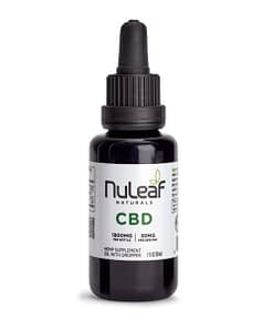 1800mg-bottle-on-white-NuLeaf Naturals Enjoy CBD