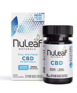 Nuleaf Naturals CBD SoftGels-300mg-600x600 Enjoy CBD - packaging