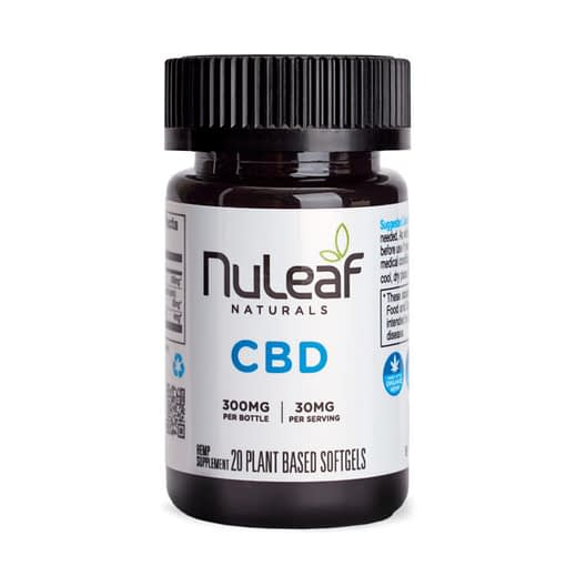 Nuleaf Naturals CBD SoftGels-300mg-600x600 Enjoy CBD