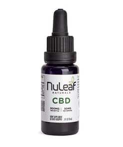 900mg-bottle-on-white-NuLeaf Naturals Enjoy CBD